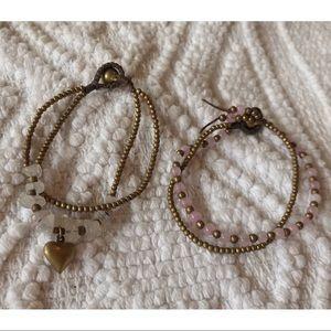 Jewelry - Bracelet Bundle (Heart)